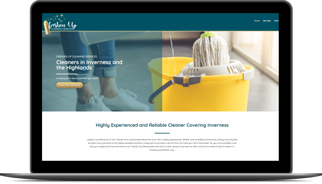 FRESHEN UP CLEANING SERVICES