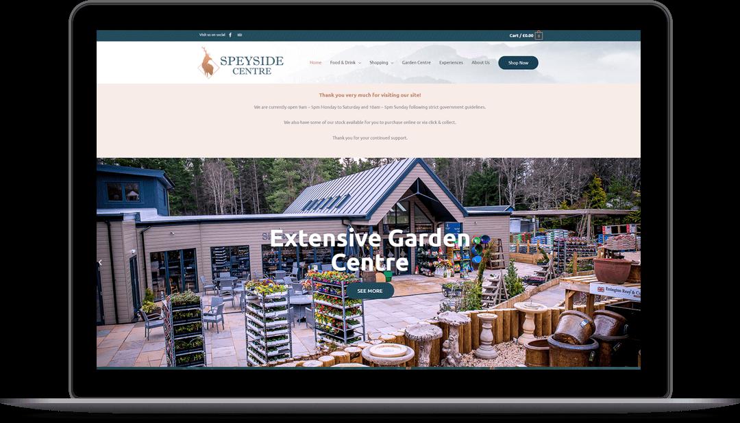The Brand New Speyside Centre