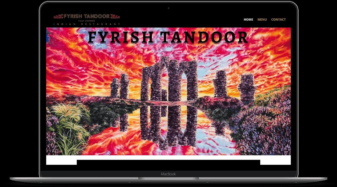 Fyrish Tandoor