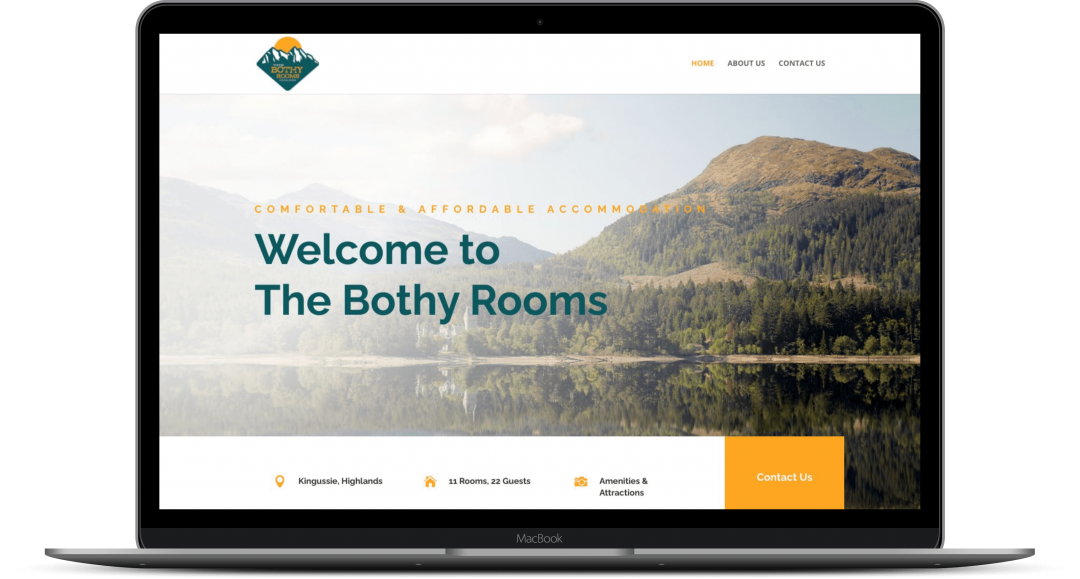 The Bothy Rooms
