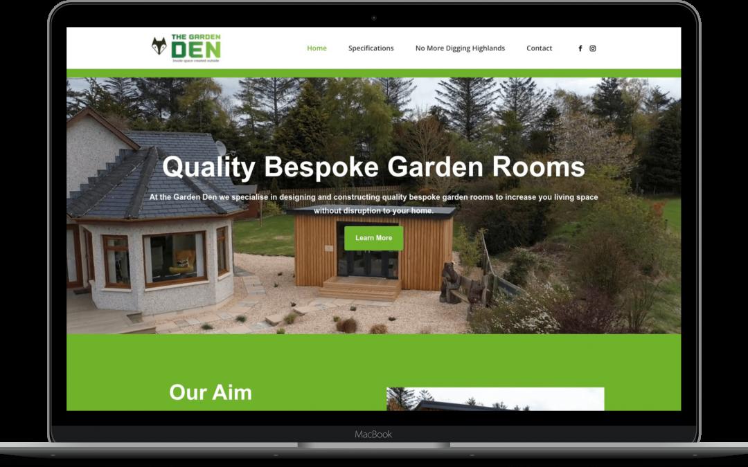 The Garden Den
