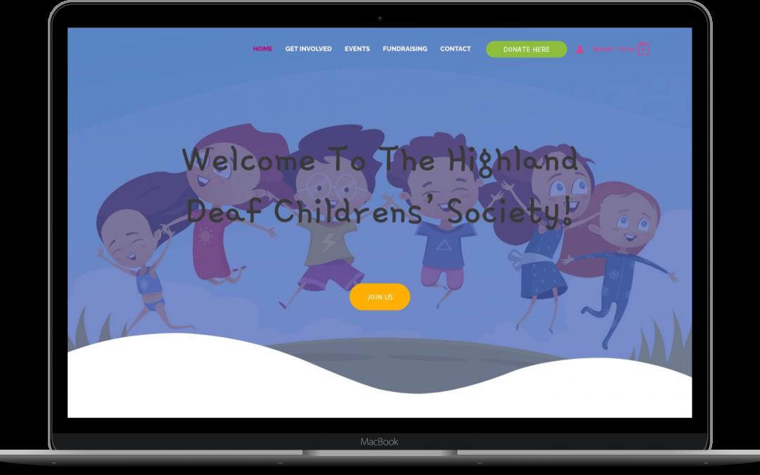 Highland Deaf Children's Society
